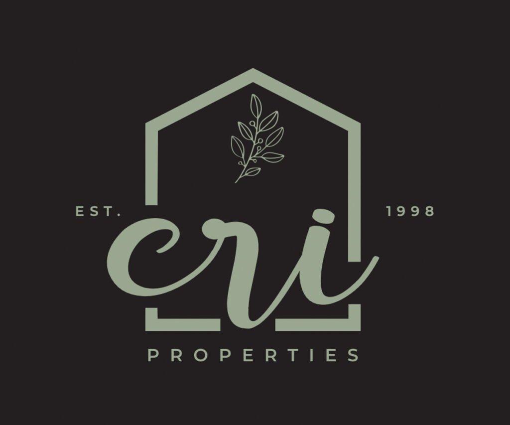 CRI Properties - Branding and Website by Tidemark Creative