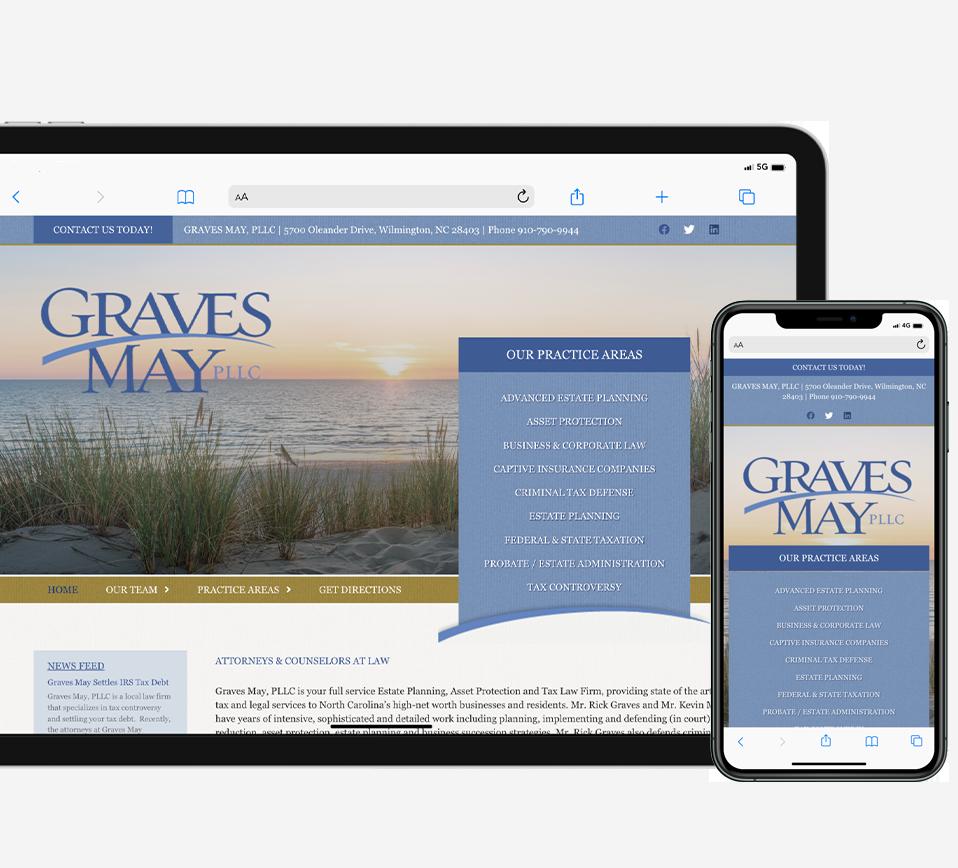 Graves May - Tidemark Creative