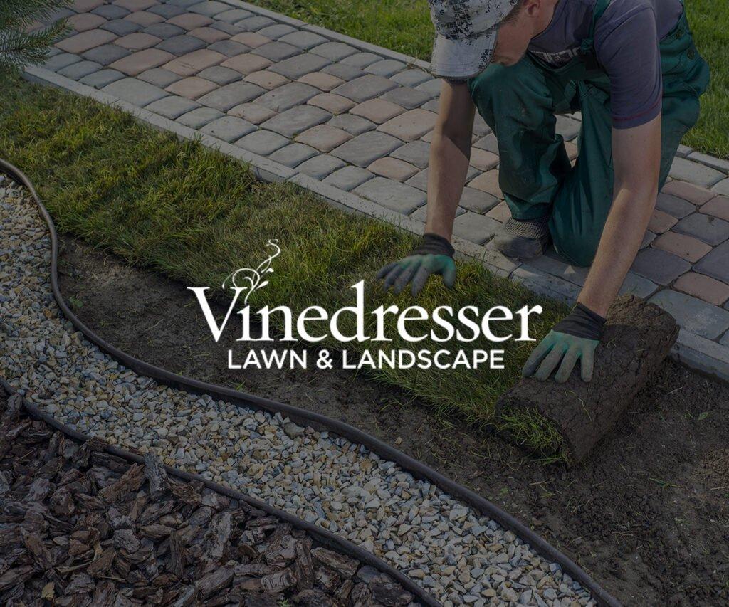 Vinedresser Landscaping Website Redesign by Tidemark Creative